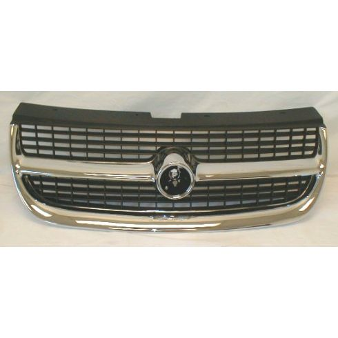 1996-98 Chrysler Sebring Convertible Chrome and Black Grill