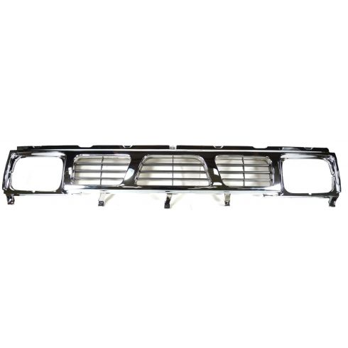 93-97 Nissan Pu Chrme Grille