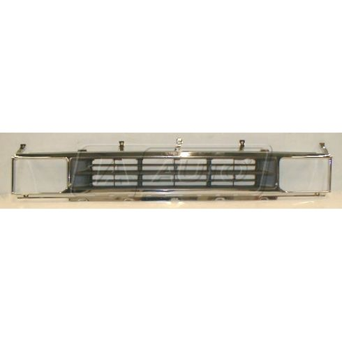 1990-95 Nissan Pathfinder Chrome Grill