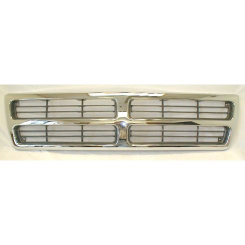 94-97 Dodge Van Chrome and Argent Grille