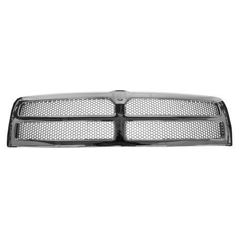 94-02 Dodge Ram Chrome & Silver Grille