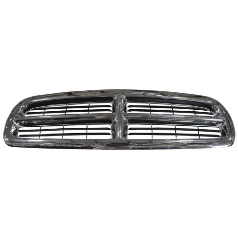 1997-03 Chrome & Black Grille
