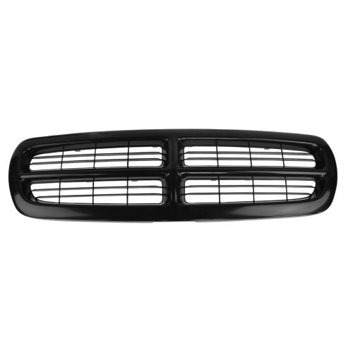 1997-04 Dodge Dakota Durango Black Grille
