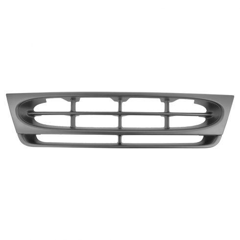 97-02 Ford Van Silver Metallic Grill