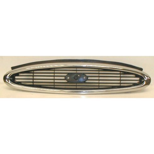 98-00 Ford Contour Chrm Grille