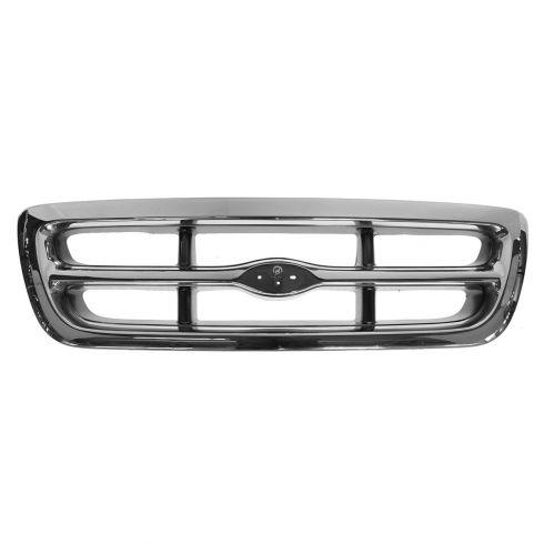 98-00 Ford Ranger Grille Chr/Argent
