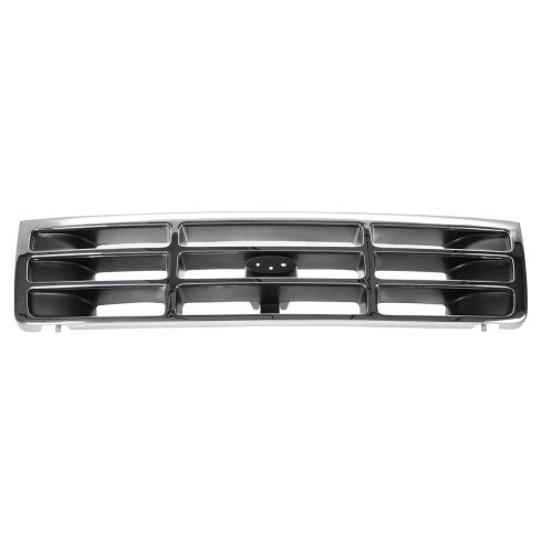 92-97 Ford PU Truck Grille Chr