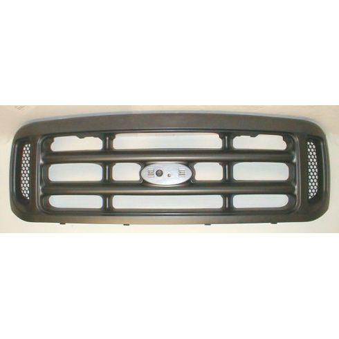 99-04 Ford SD Dark Silver Grille