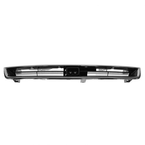 94-97 Honda Accord Grille (Black w.Chrome Mld)