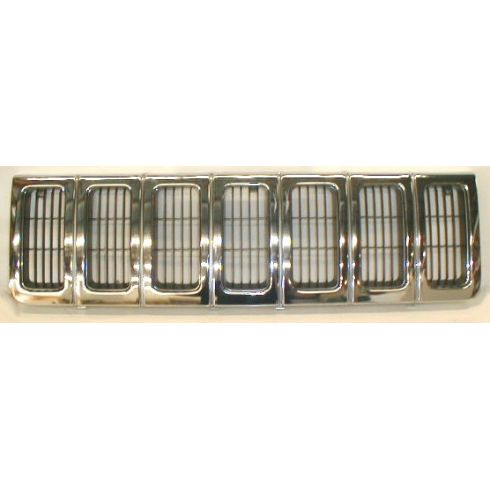 96-98 Grand Cherokee Chm Grill