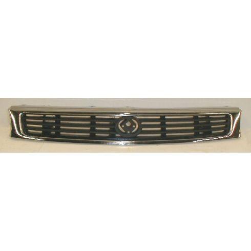 1993-95 Mazda 626 Chrome Grille