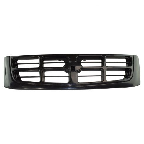 1998-00 Subaru Forester Paintable Black Grill