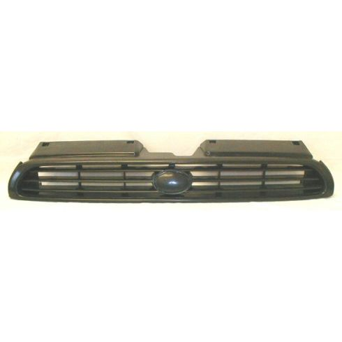 1996-97 Subaru Legacy (Base Model) Charcoal Gray Metallic Grill