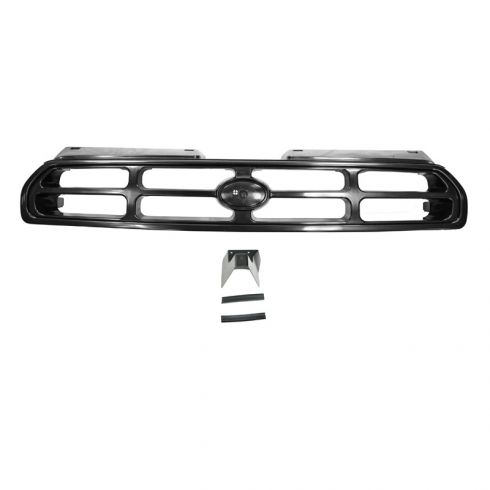 , GT  (from 6/95 Prod Date) Black Grille (Grill)