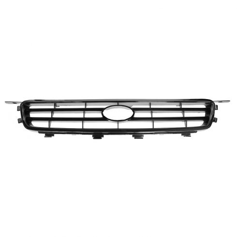 2000-01 Toyota Camry Chrome and Dark Silver Grille