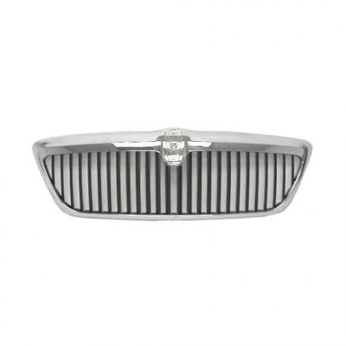 1998-02 Lincoln Navigator Chrome and Gray Grille