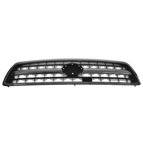 2000-02 Grille Chrome and Black