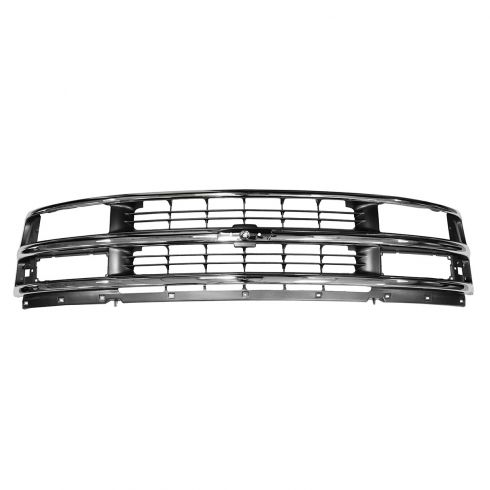 96-02 Chevy Express Van w/Comp HL Chr & Arg Grille