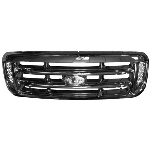 1999-04 Ford Super Duty 100% ALL Chrome Grille