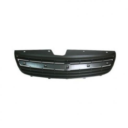 00-05 Chevy Malibu Matt Gray Grille