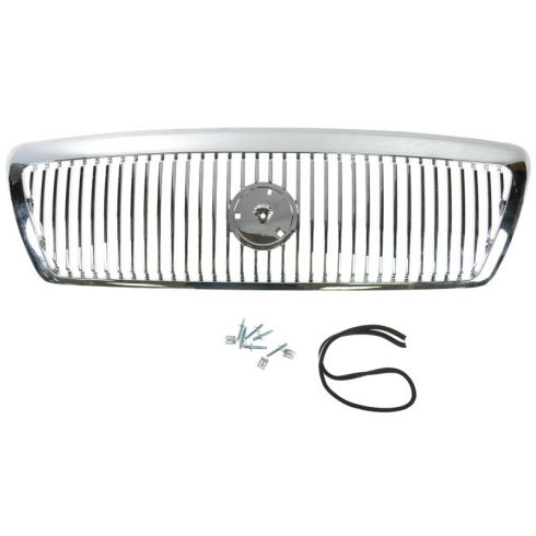 03-05 Mercury Grand Marquis Chrome Grille