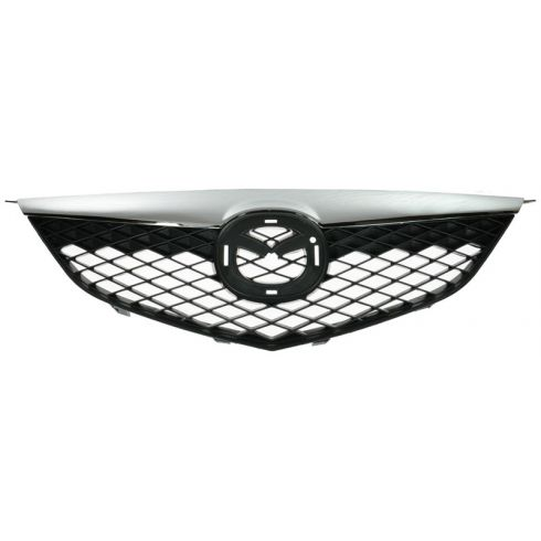 03-05 Mazda 6 Chrome & Black Grille
