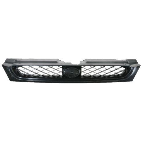 97-98 Subaru Impreza; 99-01 Impreza (exc Outback) Black Grille