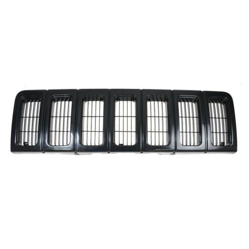 Grille (Grill) with Vertical Bars