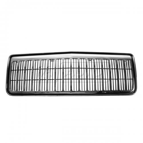88-91 Mercury Grand Marquis Chrome & Black Grille