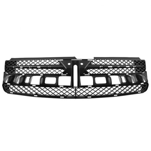 04-05 Toyota Sienna Black Grille w/Chrome Inserts