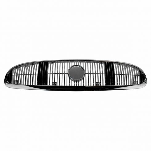 97-99 Buick Centrury; 00-02 (Exc SE) Chrome & Black Grille