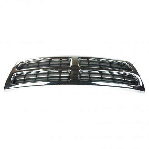 98-03 Dodge Full Size Ram Van Grille Chrome & Black