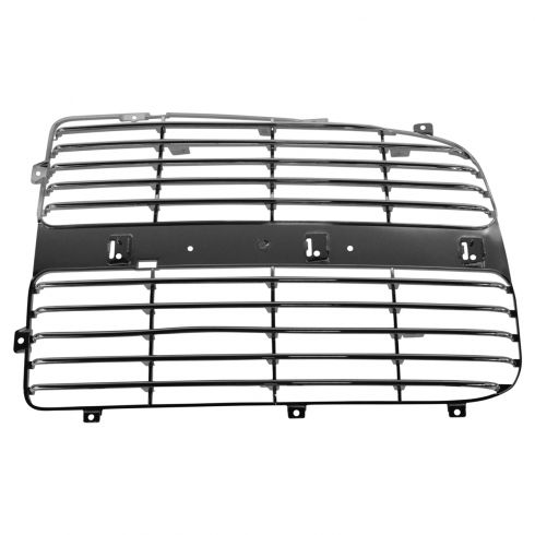 02-05 Dodge Ram 1500; 03-05 2500; 3500 Grille Insert Chrome LH