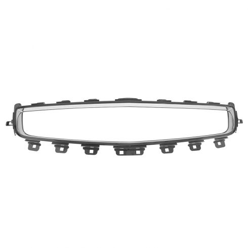 08 Chevy Malibu (New Body)-12 Center Grille Molding Chrome
