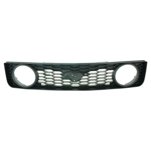05-09 Ford Mustang GT Upper Grille Black