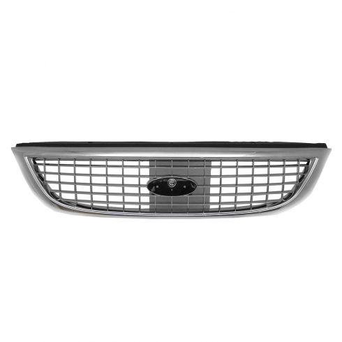 01-03 Ford Windstar SE, SEL Grille Chrome