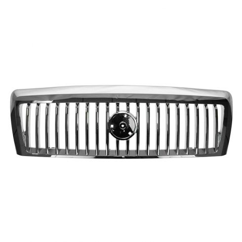 06-11 Mercury Grand Marquis Grille Chrome