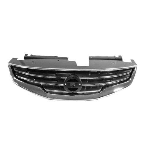 10-12 Nissan Altima Sedan; 10-11 Hybrid Grille Chrome & Black