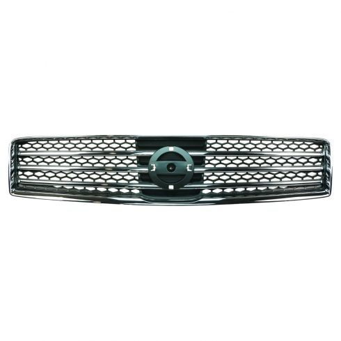 09-11 Nissan Maxima Grille Bright Chrome & Black
