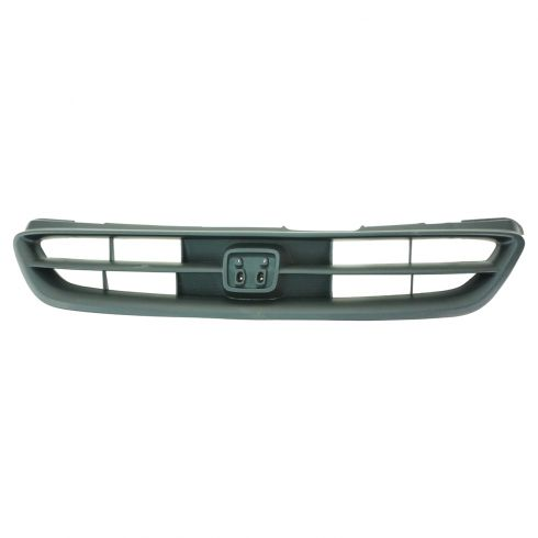 98-00 Honda Accord Coupe Grille Black (PTM)