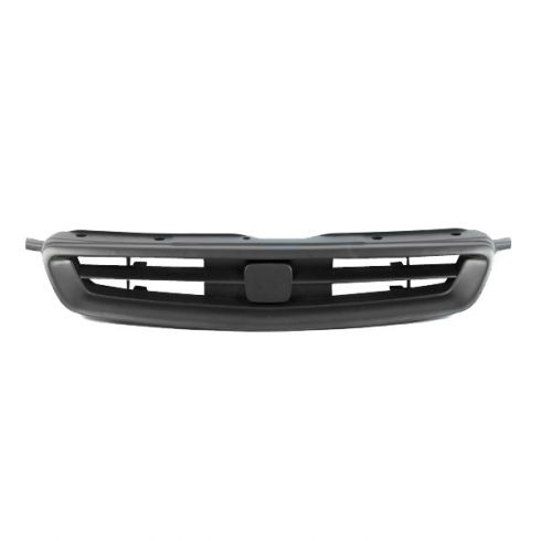 96-98 Honda Civic Coupe; HB Grille Black w/ PTM Frame