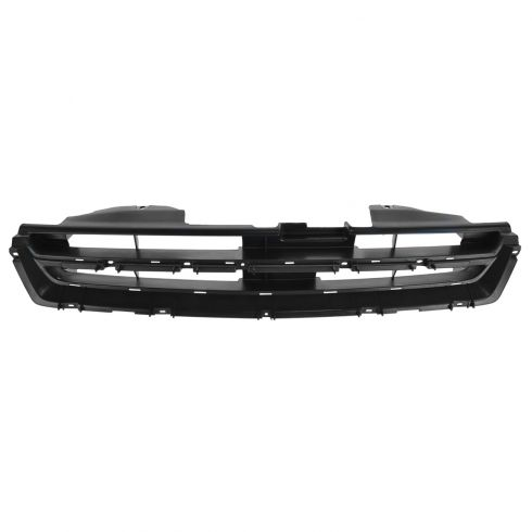 94-97 Honda Accord Grille Blk w/o Molding