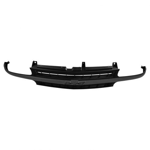 99-02 Chevy Silverado 1500, 2500; 00-06 Tahoe; 00-02 Suburban Grille w/ Siver Center Bar