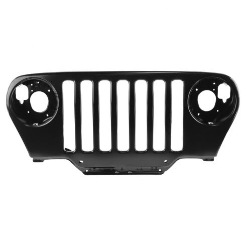97-06 Jeep Wrangler Stamped Steel PTM Radiator Closure Support Grille Panel (Mopar)