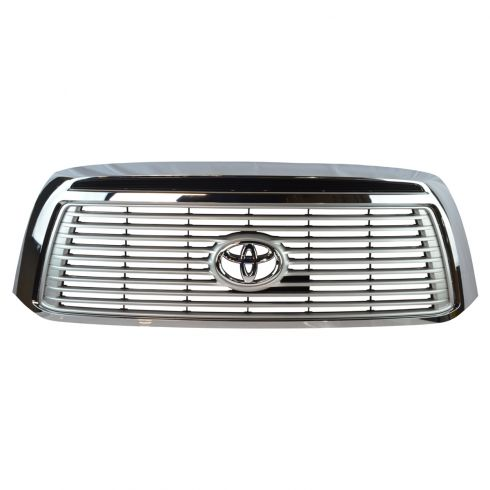 10-13 Toyota Tundra Limited, Platinum, SR5 Chrome & Silver Grille (Toyota)