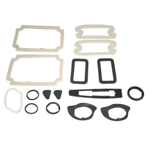 68 ELCAMINO PAINT GASKET SET