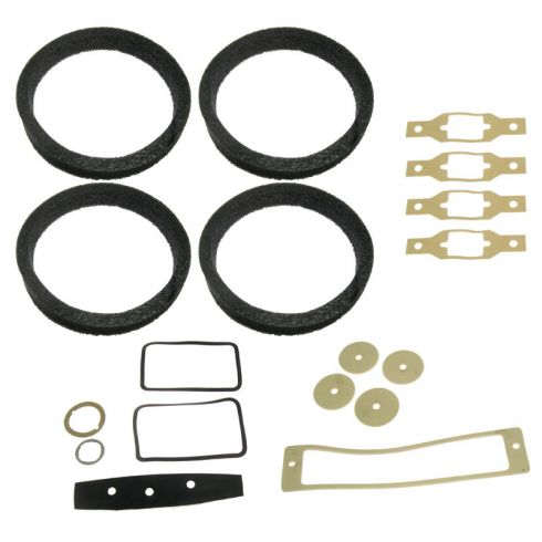 72-74 BARACUD PAINT GASKET SET