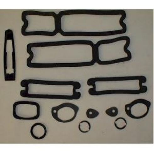 1966 PAINT GASKET SET