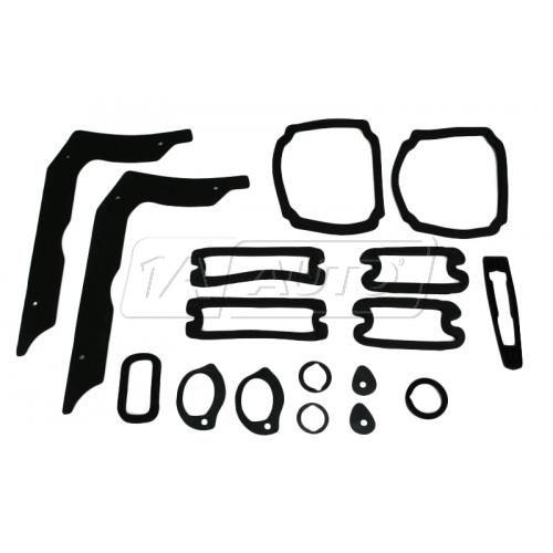 1967 PAINT GASKET SET