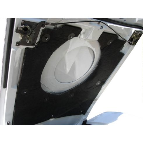 1968-75 Chevy Corvette Cowl Induction Hood Insulation